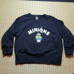 Uniqlo Kids Despicable Me Pullover Sweatshirt